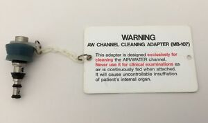 Olympus Mb 107 Air water Channel Cleaning Adapter