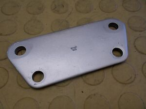 1962 Corvette Original Gm Transmission Mount Plate Gm 3813335