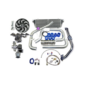 B Series Motor Swap Turbocharger Kit For Honda Civic B16 B18 B20