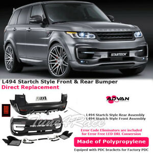 For 14 Up Land Rover Range Rover Sport L494 Startech Style Front
