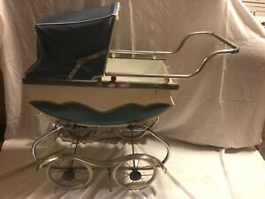 Vintage Baby Carriage Stroller By Wear Ever