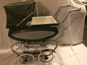 Vintage Baby Doll Carriage Stroller