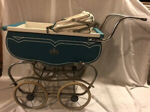 Vintage Coronet Baby Doll Carriage Stroller