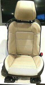 2015 2016 2017 Ford Mustang Gt Coupe Leather Bucket Passenger Right Seat Oem