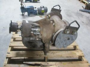 Viking Pump With New Mechanical Seal No Tag 121659k used