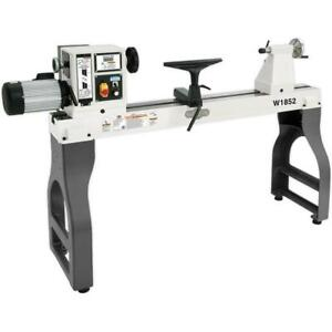 W1852 22 X 42 Variable speed Wood Lathe Free Shipping