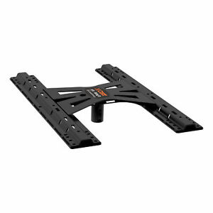 16210 Curt X5 Gooseneck To 5th Fifth Wheel Hitch Adapter Plate Fits Double Lock