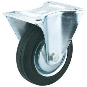 Steelex D2533 5 inch Fixed Industrial Hooded Caster