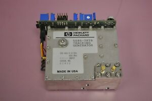 Hp Tracking Generator 5086 7879 Untested