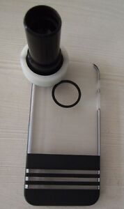 New Attchment Diameter 23 4mm Eyepiece Black Strips For Iphone 5 Mount Slit Lamp