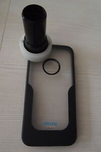 Slit Lamp Adapter Black For Iphone 5 With Best Quality
