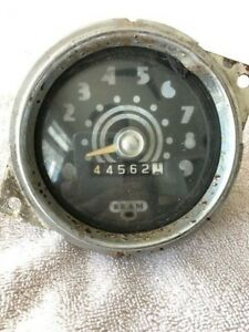 1956 Willy S Pick Up Truck Vintage Speedometer