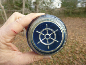 1955 1956 Packard Clipper Steering Wheel Horn Button
