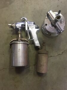 Binks Model 62 Spray Gun
