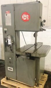 Grob 18 Vertical Band Saw