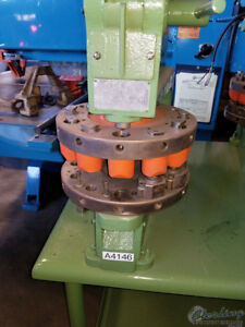 5 Ton Used Wiedemann Hand Turret Punch R 2 A4146