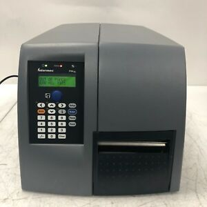 Intermec Pm4i Thermal Barcode Label Printer W Ethernet Usb Network