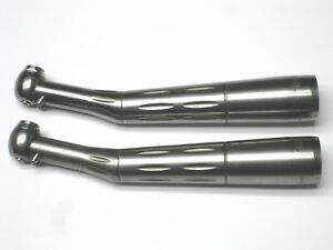2 Star 430 Swl Fiber Optic High Speed Handpieces Includes 6 Month Warranty