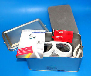 New Lumenis Ax0000069 Co2 Laser Goggles Eye Protection 9000 11000 Dir L4 Od 6
