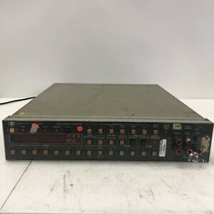 Agilent Hp 3455a Digital Multimeter Dmm With Light Wear See Pictures Untested