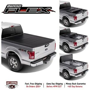 Ux42014 Undercover Ultra Flex Tonneau Cover Toyota Tacoma 5 Bed 2016 2019