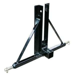 3 Point Hitch 2 In Receiver Hitch Spreader Mounting Kit