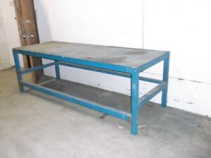 Large Heavy Duty Work Bench 500