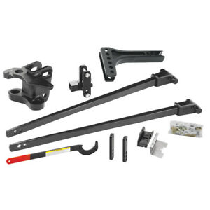 66157 Reese Sc 1500lbs Trunnion Bar Weight Distribution Kit Sway Control