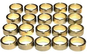 20 Pack 630 295 For Stihl Cut Off Saw Blade Arbor Adapter Reducer Ring