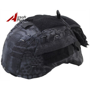 Emerson Tactical MICH ACH 2001 Helmet Cover Typhon Camo Military Army Hunting