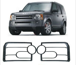 For Land Rover Discovery 3 Lr3 Car Front Head Light Lamp Guards Cover Protector