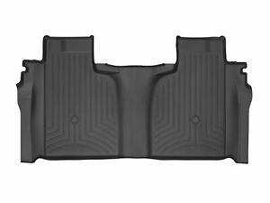 Weathertech Floorliner Mats For 2019 Chevy Silverado Gmc Sierra Crew 2nd Row