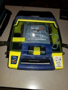 3 Aed Cardiac Science G3 Defibrillators Needs Battery Pads Expired