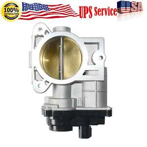 Throttle Body For 12570800 Chevy Suburban 1500 2500 Avalanche 1500 Tahoe New