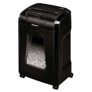 Fellowes Powershred 1200c 12 Sheet Cross Cut Shredder new Free Shipping