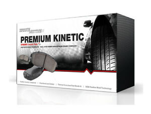 Front Ceramic Brake Pads For Mercedes Benz