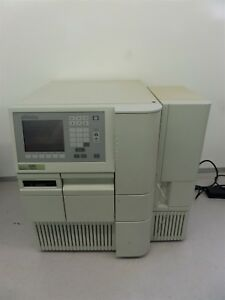Waters 2695 Alliance Hplc Separations Module With Column Heater Ev501 As Is