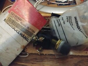 Push Button Starter Switch Nos Delco remy Ingersoll rand Brand Oem 52185832