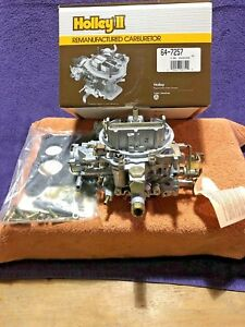 1975 Olds Cutlass Delta 88 350 Holley Replacement For Rochester M4mc 4bbl Carb