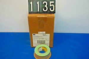 3m Impact Stripping Tape 500 2 x 10yd Pack Of 6 new Surplus