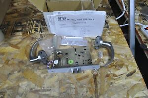 Sdc Selectric Pro Electrifed Mortise Lock Model Z7850 No Key Cylinder Nos
