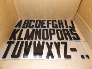 8 On 8 7 8 Changeable Letters For Outdoor Marquee Portable Signs 411pcs Used