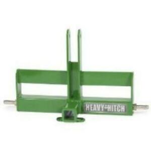 Heavy Hitch Category 1 3 point Hitch With Suitcase Weight Bracket For Sub Compa