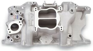 Edelbrock 2176 Performer 318 360 Intake Manifold Cast Non Egr Idle 5500rpm