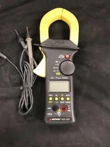 Amprobe Acd 330t Industrial Strength Amp Clamp Meter