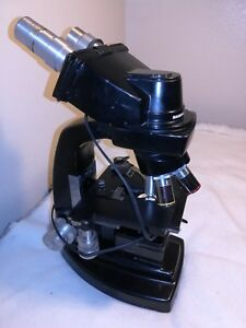 Bausch And Lomb Microscope