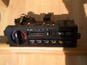 Crx Heater Climate Control Ac Lifetime Warranty Against Cracking