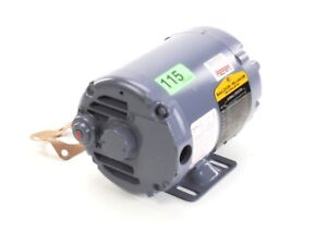 Filter Pump Motor W gasket 115v 1 3hp 1p For Frymaster Fryer Fmcf 1725 681116