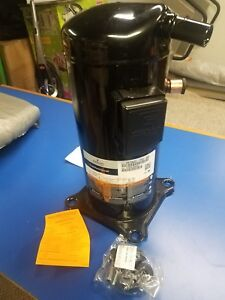 New Old Stock Copeland Scroll Compressor Zr72kc tfd 950