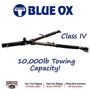 Bx7425 Blue Ox Avail Tow Bar 2 5 Receiver Fits Wide narrow Towed Vehicles Black